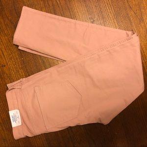 Mauve / Dusty Pink Jeans